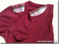 Wine T Shirt Stitch Patches Vintage Patch Refashion