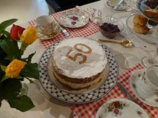Home Wares and Vintage China Hire